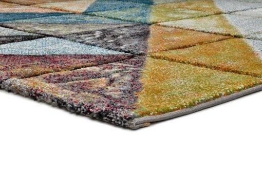 Alfombra moderna U20/22972 multicolor