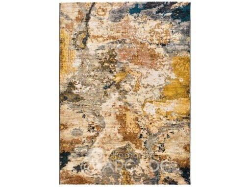 Alfombra abstracta U460/16529 multicolor