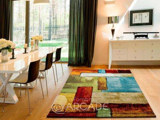 Alfombra U270/20751 multicolor