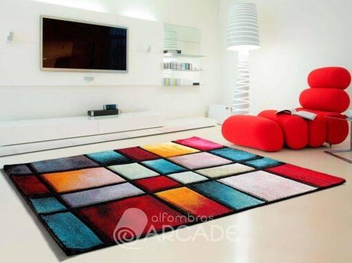 Alfombra U290/21316 multicolor