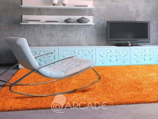Alfombra U480/03 naranja