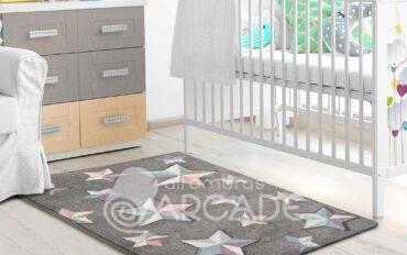 Alfombra infantil U10/24269 gris