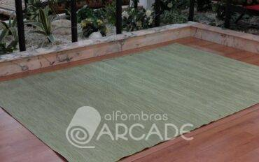 Alfombra Indoor/Outdoor verde