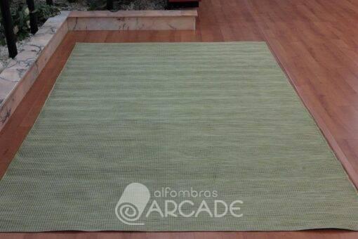 Alfombra Indoor/Outdoor verde