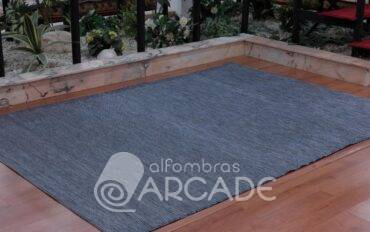 Alfombra Indoor/Outdoor azul
