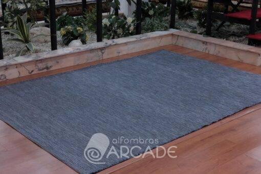 Alfombra Indoor/Outdoor azul