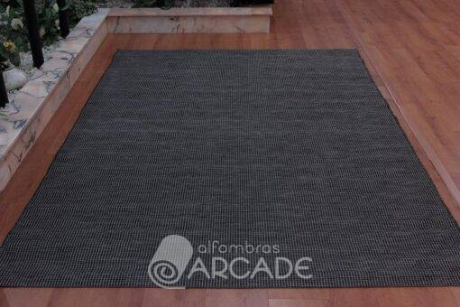Alfombra Indoor/Outdoor gris